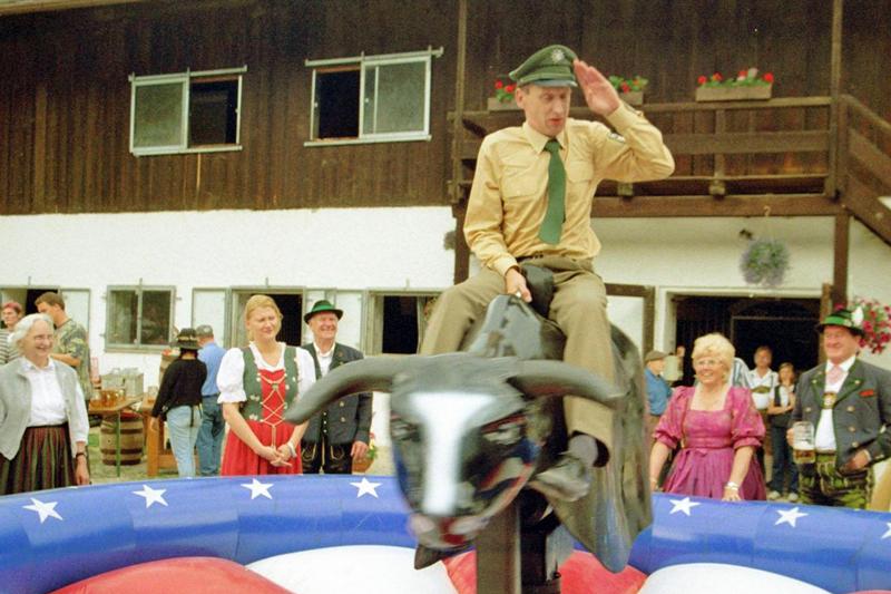 Bullriding from Cowboyhat
